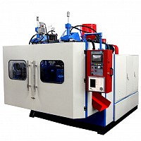 blow molding machine PTB55D Series(Double station)