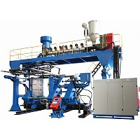 blow molding machine PTB150Y Series (table top)