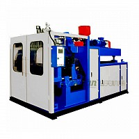 blow molding machine PTB90D Series (Double station)